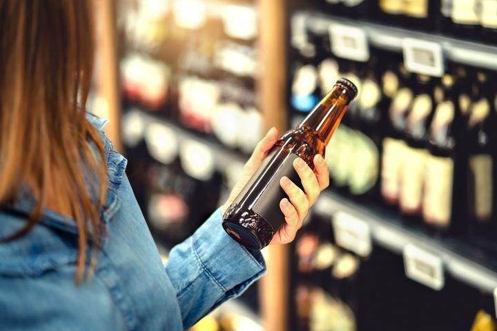 alcool store